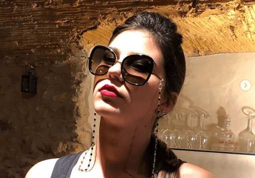 IMAGEN gafas Etnia Maracaibo negra opticagracia.es