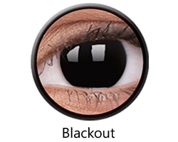 lentillas blackout halloween opticagracia.es