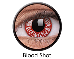 lentillas bloodshot halloween opticagracia.es