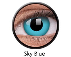 lentillas sky-blue halloween opticagracia.es