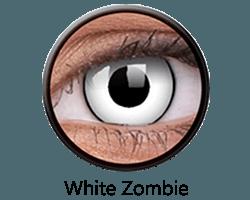 lentillas white-zombie halloween opticagracia.es